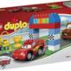 Lego 10600 Duplo CARS LA GRANDE SFIDA