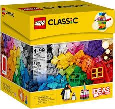 Lego 10695 4+ CLASSIC SCATOLA CREATIVA