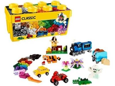 Lego 10696 4+ CLASSIC SCATOLA CREATIVA