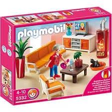 Playmobil 5332 CASA BAMB - SALONE