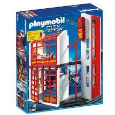 Playmobil 5361 POMPIERI - STAZIONE