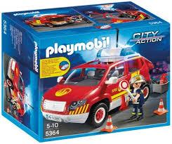 Playmobil 5364 POMPIERI - AUTO