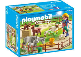 Playmobil 6133 FATTORIA - RECINTO ANIMALI