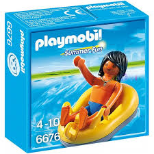 Playmobil 6676 ACQUAPARK - BOY+CANOTTINO