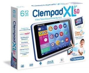 CLEMENTONI 13337 CLEMPAD 5.0 XL HD 6-12ANNI