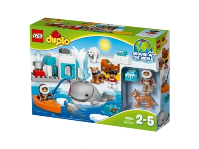 LEGO DUPLO 10803 ARTICO