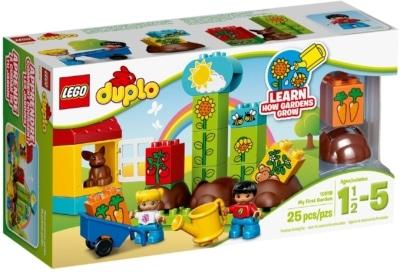 LEGO DUPLO 10819 PRIMO GIARDINO