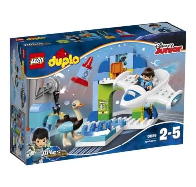 LEGO DUPLO 10826 L'HANGER STELLARE DI MILES