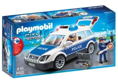 PLAYMOBIL 6920 POLIZIA-AUTO