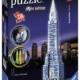 RAVENSBURGER 12595 PUZZLE3D CHRYSLER BUILDING NIGHT EDITION 216PZ