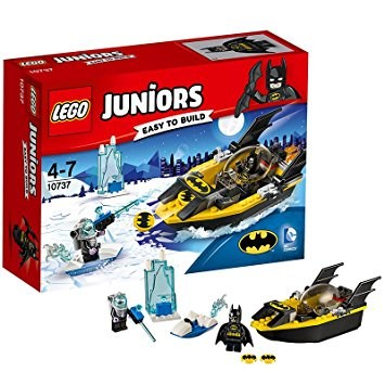 Lego 10737 4+ Batman/mr.freeze
