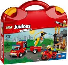 Lego 10740 4+ Valigetta Pompieri