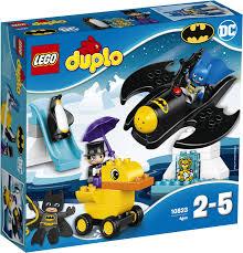 Lego 10823 Duplo Bat Aereo