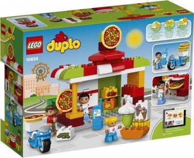Lego 10834 Duplo La Pizzeria
