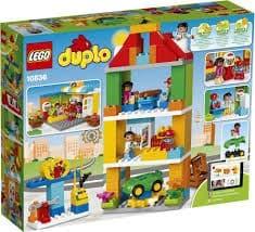 Lego 10836 Duplo Grande Piazza