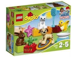 Lego 10838 Duplo Amici Cuccioli