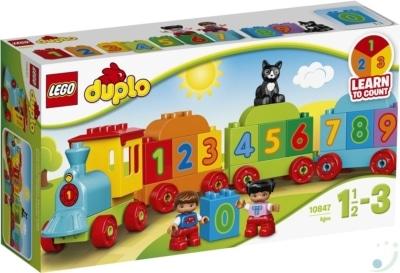 Lego 10847 Duplo Treno Dei Numeri
