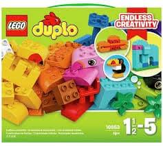 Lego 10853 Duplo Costruttore Creativo
