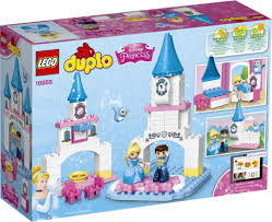 Lego 10855 Duplo Castello Cenerentola