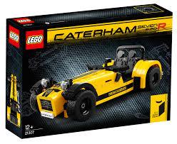 Lego 21307 Ideas Caterham Seven