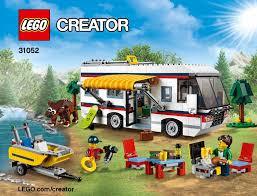 Lego 31052 Creator Camper