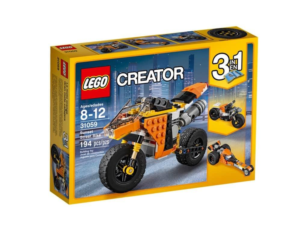 Lego 31059 Creator Supermoto