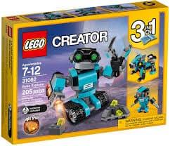 Lego 31062 Creator Roboesplora