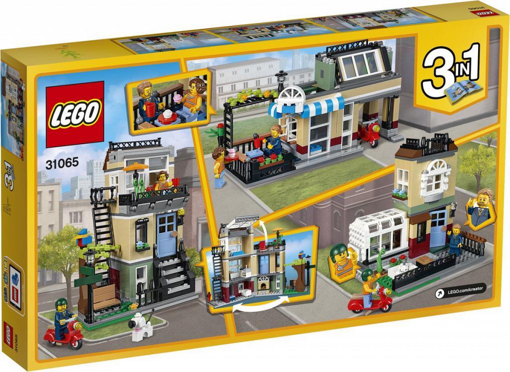 Lego 31065 Creator Casa Di Citta'