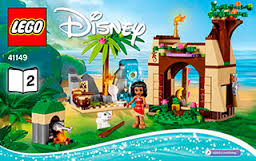 Lego 41149 Disney Oceania