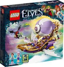 Lego 41184 Elves Barca Volante