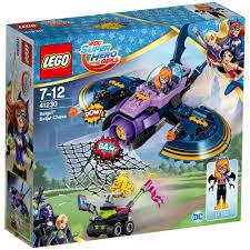 Lego 41230 S.girl-batjet Batgirl