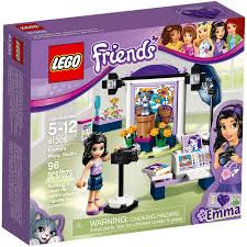 Lego 41305 Friends Studio Foto Emma