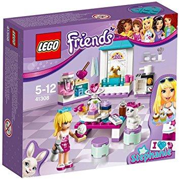 Lego 41308 Friends Dolcetti Di Stephanie