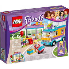 Lego 41310 Friends Consegna Doni