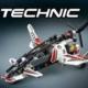 Lego 42057 Technic Elicottero Leggero