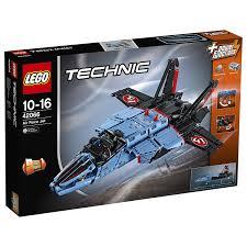 Lego 42066 Technic Jet Da Gara