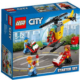 Lego 60100 City Starter Set Aeroporto