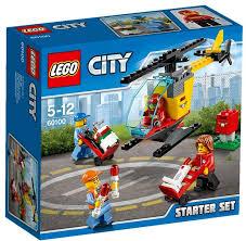 Lego 60100 City Starter Set Aeroporto