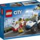 Lego 60135 City Polizia Arresto Con Fuoristrada