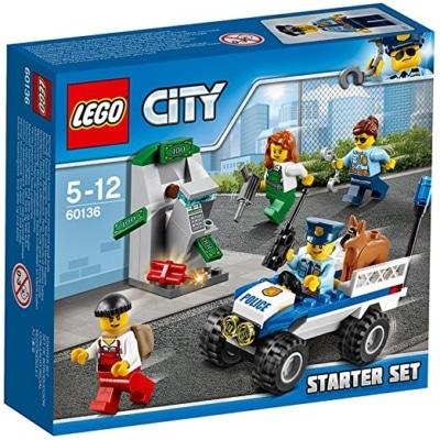 Lego 60136 City Polizia Starter Set