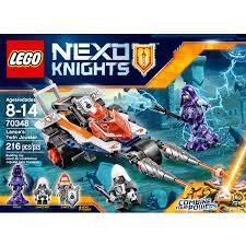 Lego 70348 Nexo Giostratore Di Lance