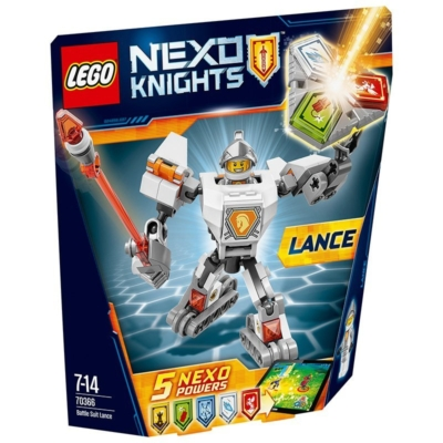Lego 70366 Nexo Pers.lance