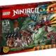 Lego 70627 Ninjago Forgia Del Dragone
