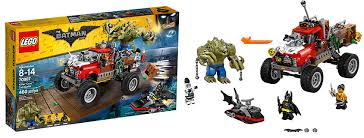 Lego 70907 Batman Movie Tail-gato...
