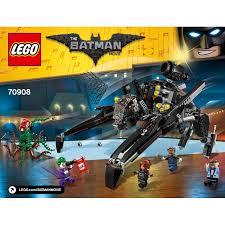 Lego 70908 Batman Movie Scuttler