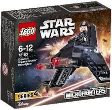 Lego 75163 Star Wars Microfighter