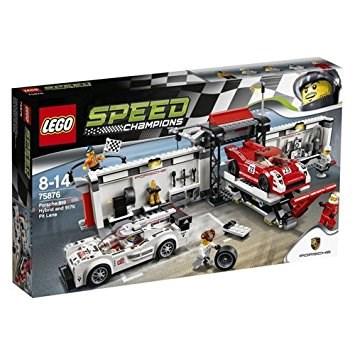 Lego 75876 Speeduplo Porsche 919