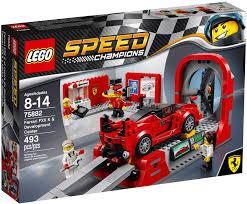 Lego 75882 Speeduplo Ferrari Fxx