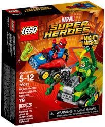Lego 76071 Super Heroes Micros Spiderman