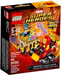 Lego 76072 Super Heroes Micros Ironman